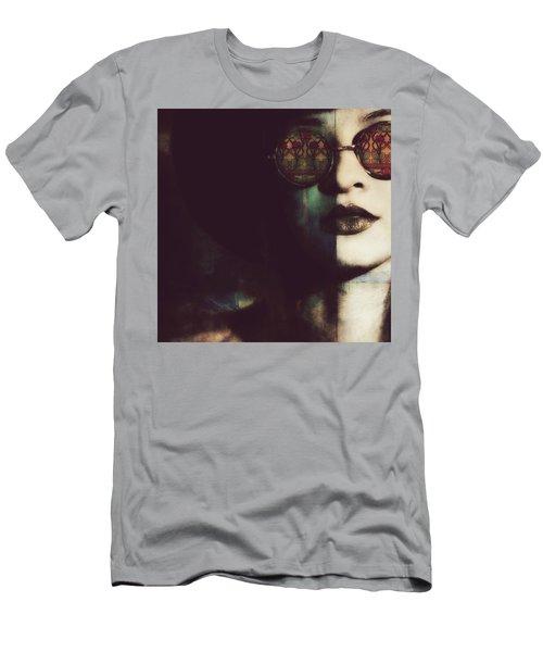 I've Got You On My Mind Men's T-Shirt (Athletic Fit)