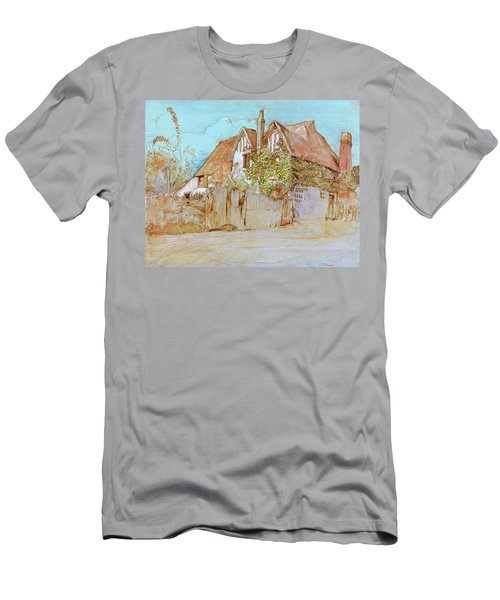 Ivy Cottage, Shoreham - Digital Remastered Edition Men's T-Shirt (Athletic Fit)
