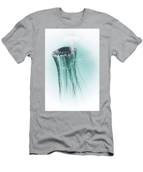 Japanese Sea Nettles Jellyfish Men's T-Shirt (Athletic Fit)