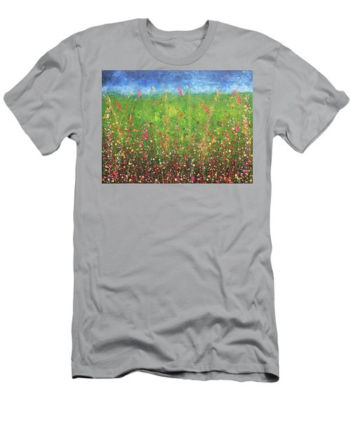 Just Wandering Men's T-Shirt (Athletic Fit)
