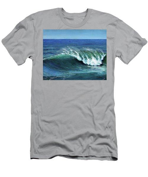 Ka Aniana Nalu Men's T-Shirt (Athletic Fit)