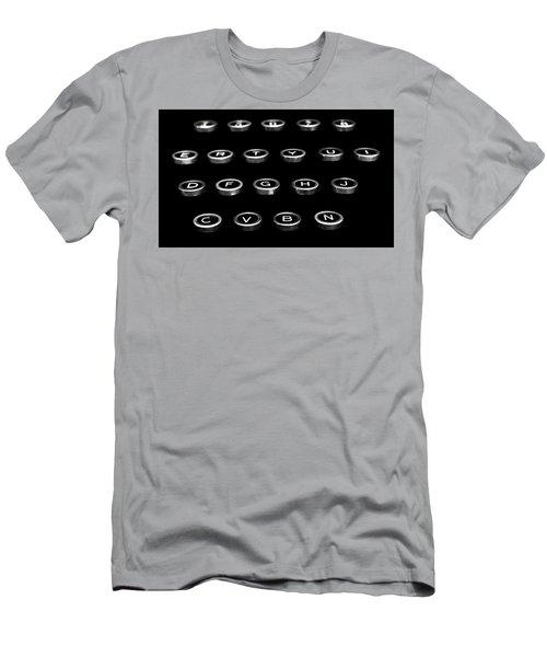 Keys Men's T-Shirt (Athletic Fit)