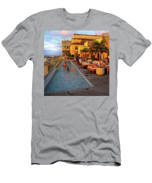 La Dolce Vita A Fera Palace Men's T-Shirt (Athletic Fit)