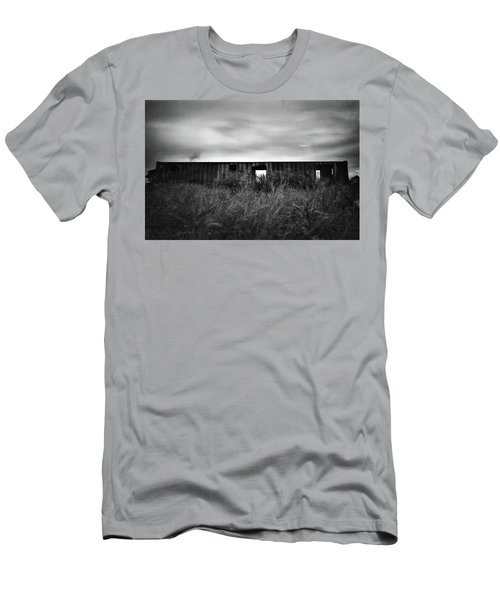 Land Of Decay Men's T-Shirt (Athletic Fit)