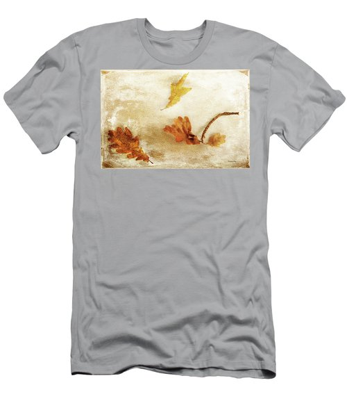 Men's T-Shirt (Athletic Fit) featuring the photograph Last Days Of Fall by Randi Grace Nilsberg
