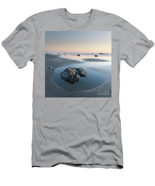 Late Summer Vacation Men's T-Shirt (Athletic Fit)