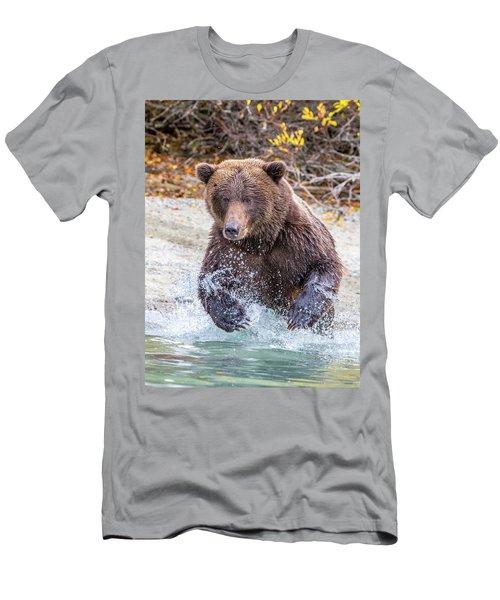 Lazy C 4 Men's T-Shirt (Athletic Fit)