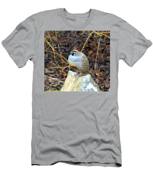 Leader Of The Flock Men's T-Shirt (Athletic Fit)