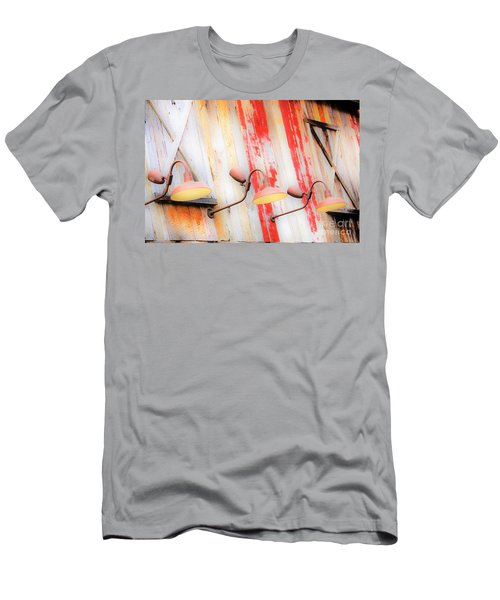 Light My Side Men's T-Shirt (Athletic Fit)