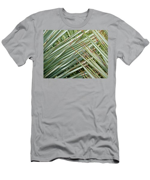 Men's T-Shirt (Athletic Fit) featuring the photograph Light Touch 4 by Lynda Lehmann
