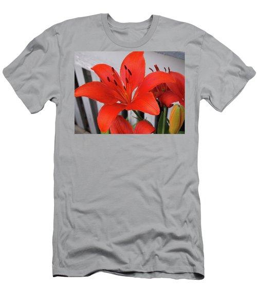 Lilixplosion 8 Men's T-Shirt (Athletic Fit)