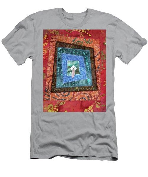 Little Feather Men's T-Shirt (Athletic Fit)