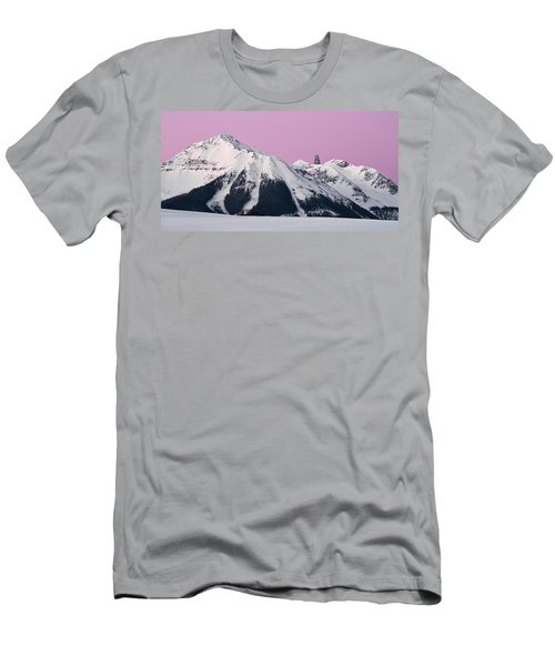 Men's T-Shirt (Athletic Fit) featuring the photograph Lizard Head  by Angela Moyer