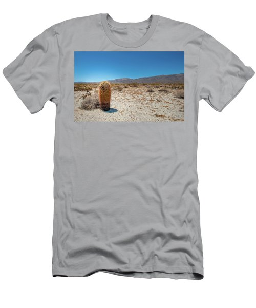 Lone Barrel Cactus Men's T-Shirt (Athletic Fit)