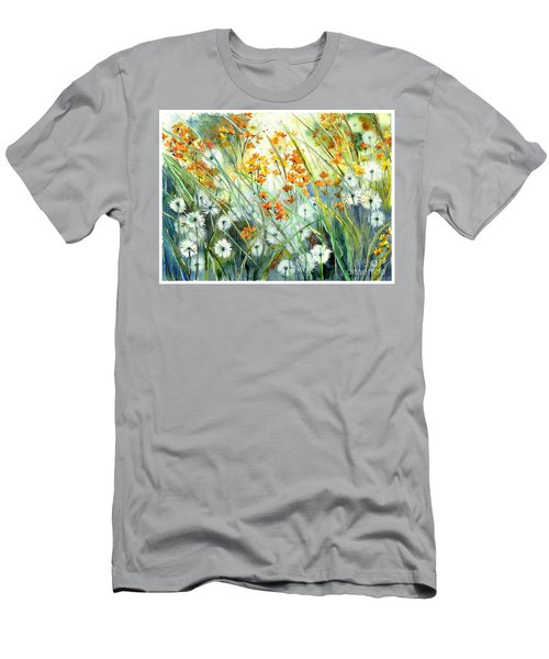 Lonely End Of The Summer Men's T-Shirt (Athletic Fit)