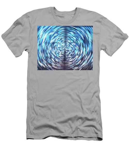 Lost In Hyperspace 10x8 Men's T-Shirt (Athletic Fit)