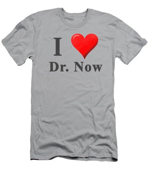 Love Dr. Now Men's T-Shirt (Athletic Fit)