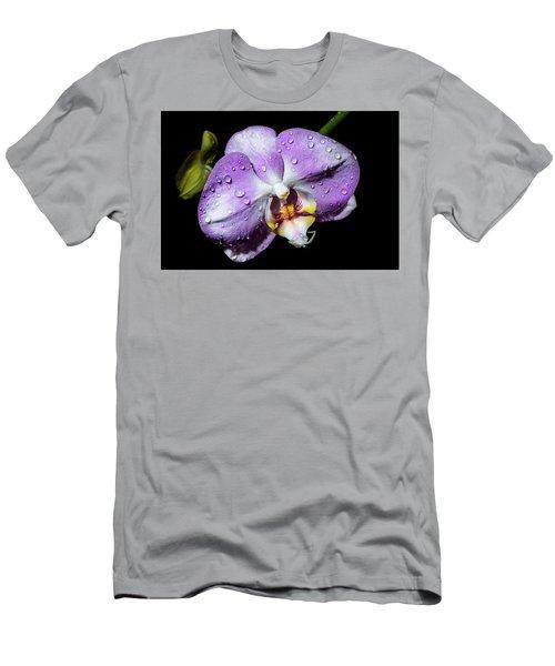 Magenta Phal Men's T-Shirt (Athletic Fit)