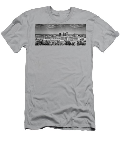 Magic City Skyline Men's T-Shirt (Athletic Fit)