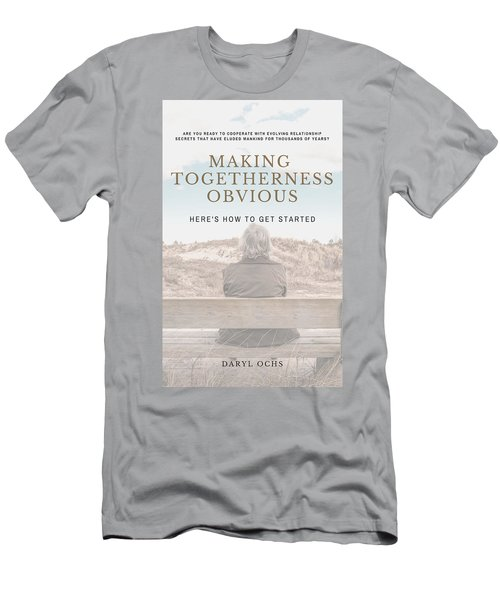 Making Togetherness Obvious Men's T-Shirt (Athletic Fit)
