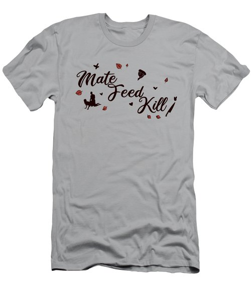 Mate Feed Kill Men's T-Shirt (Athletic Fit)