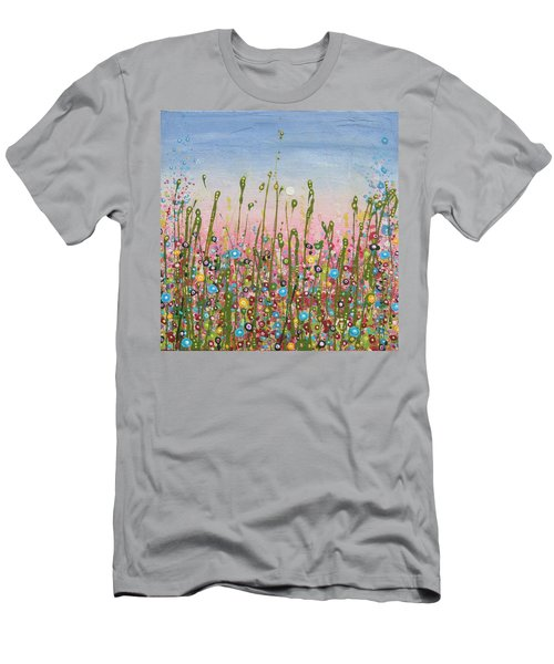 May Bee Men's T-Shirt (Athletic Fit)