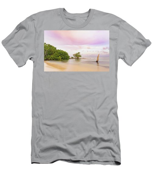 Mayan Sea Men's T-Shirt (Athletic Fit)