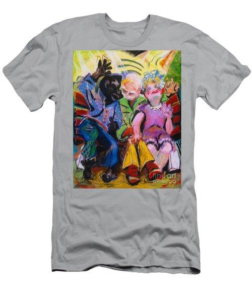 Miami Bench Men's T-Shirt (Athletic Fit)