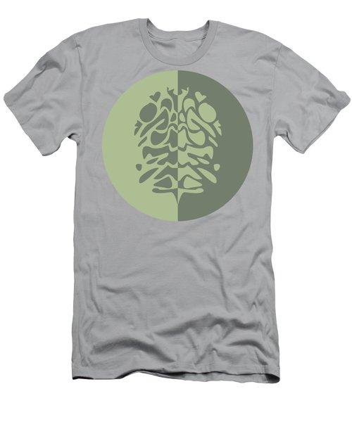 Mind Dance Men's T-Shirt (Athletic Fit)