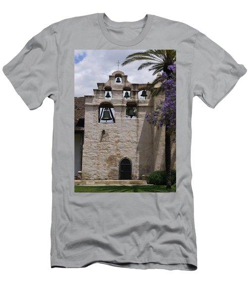 Mission San Gabriel 1771 Men's T-Shirt (Athletic Fit)
