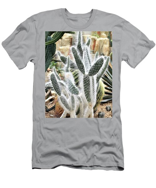 Mojave Prickly Pear Men's T-Shirt (Athletic Fit)