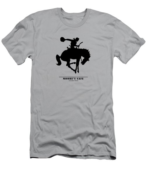 Moores Cafe Wyoming 1946 Men's T-Shirt (Athletic Fit)