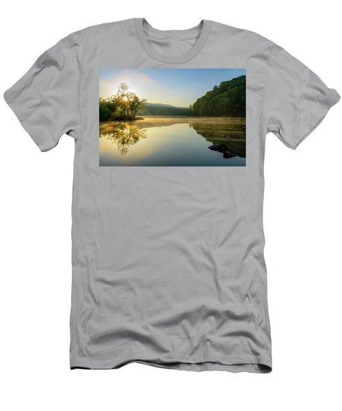 Morning Dreams Men's T-Shirt (Athletic Fit)