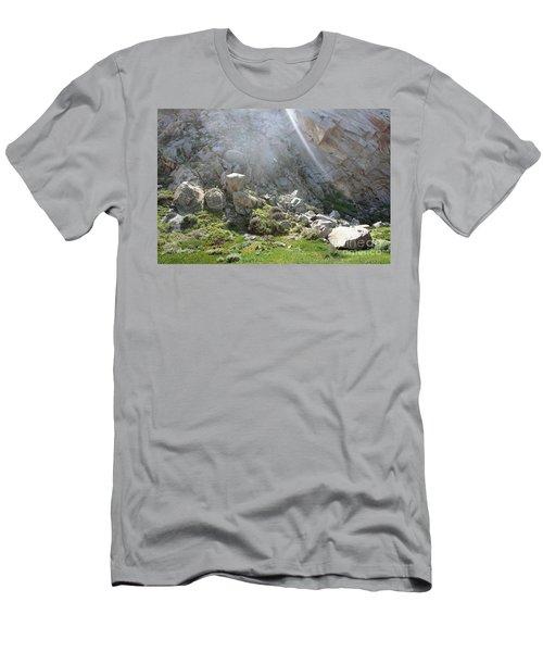 Morro Rock Cluster Men's T-Shirt (Athletic Fit)