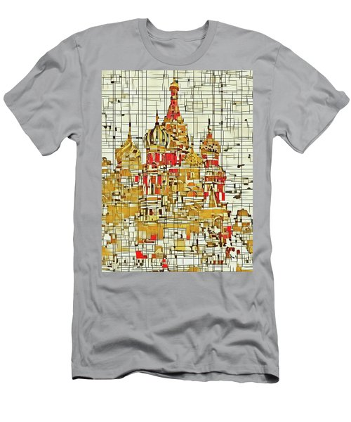 Moscow Men's T-Shirt (Athletic Fit)