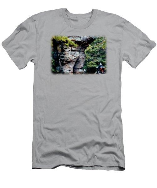 Motoblur - Verse Men's T-Shirt (Athletic Fit)