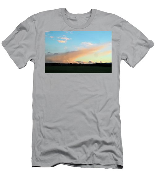 Mountain Climbs Men's T-Shirt (Athletic Fit)