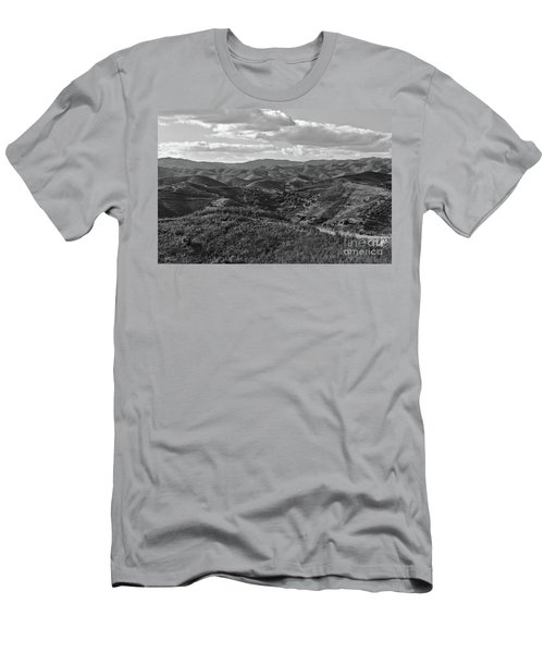 Mountain Paths Men's T-Shirt (Athletic Fit)
