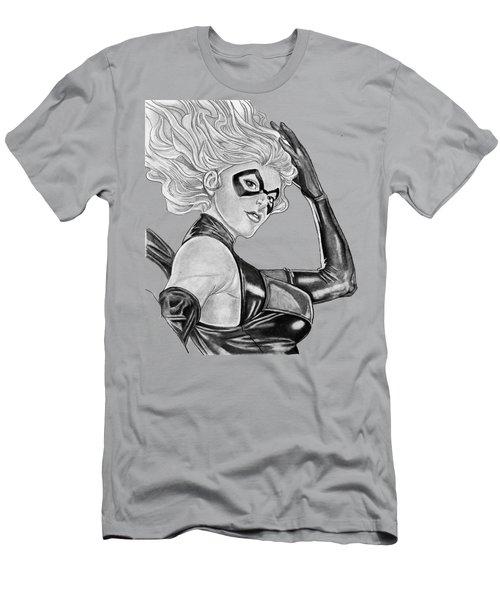 Ms Marvel Men's T-Shirt (Athletic Fit)