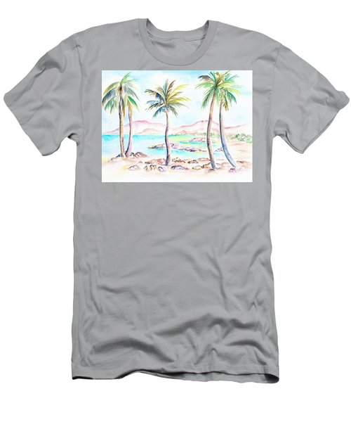 My Island Men's T-Shirt (Athletic Fit)