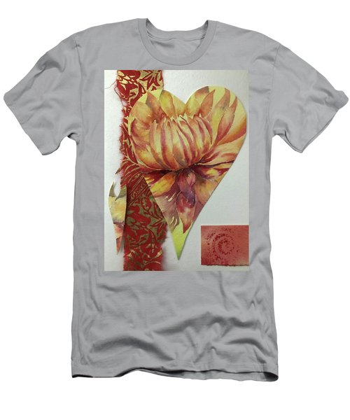 My Valentine Two Men's T-Shirt (Athletic Fit)