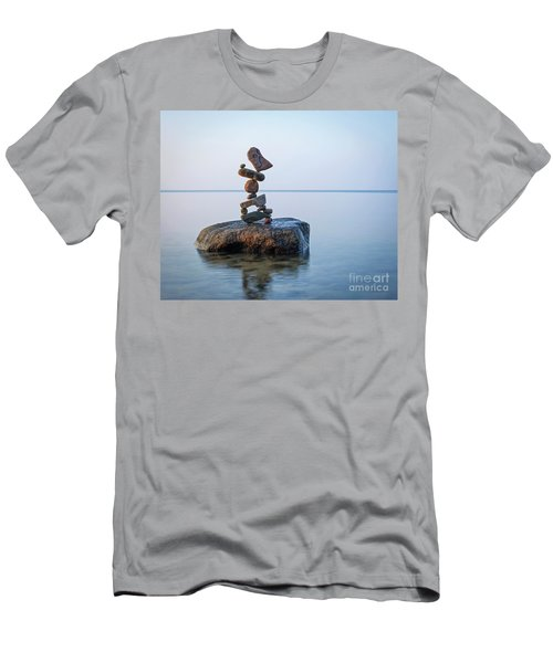 Zen Stack #9 Men's T-Shirt (Athletic Fit)