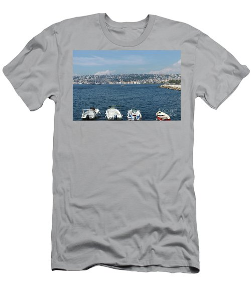 Naples Port Men's T-Shirt (Athletic Fit)