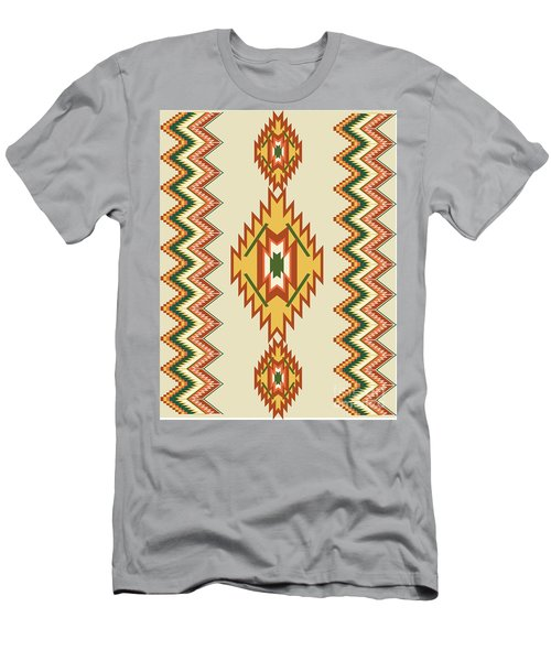 Native American Rug Men's T-Shirt (Athletic Fit)