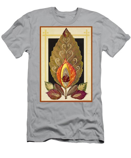 Nature In Balance Men's T-Shirt (Athletic Fit)