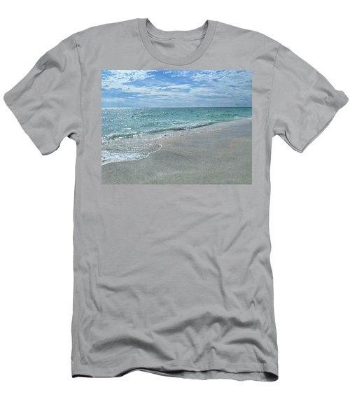 Needs Footprints Men's T-Shirt (Athletic Fit)