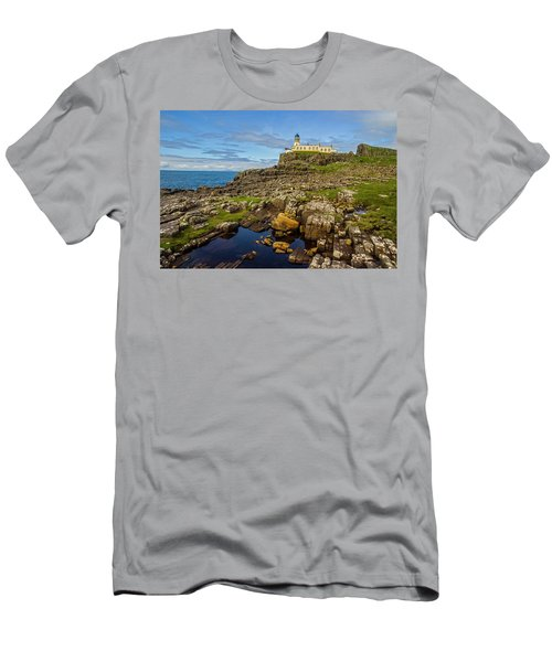 Neist Point Lighthouse No. 2 Men's T-Shirt (Athletic Fit)