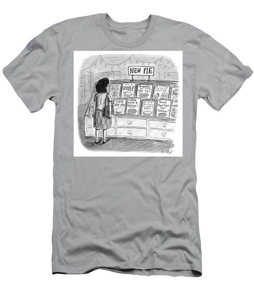 New Pie Men's T-Shirt (Athletic Fit)