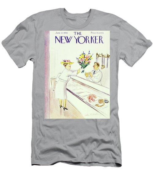 New Yorker June 22nd 1946 Men's T-Shirt (Athletic Fit)