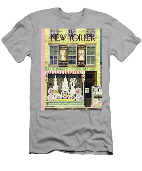 New Yorker March 2nd 1946 Men's T-Shirt (Athletic Fit)